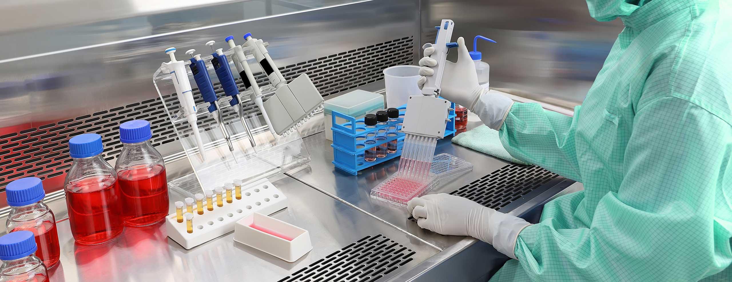 Laboratorio di Analisi Cliniche - Data Clinica